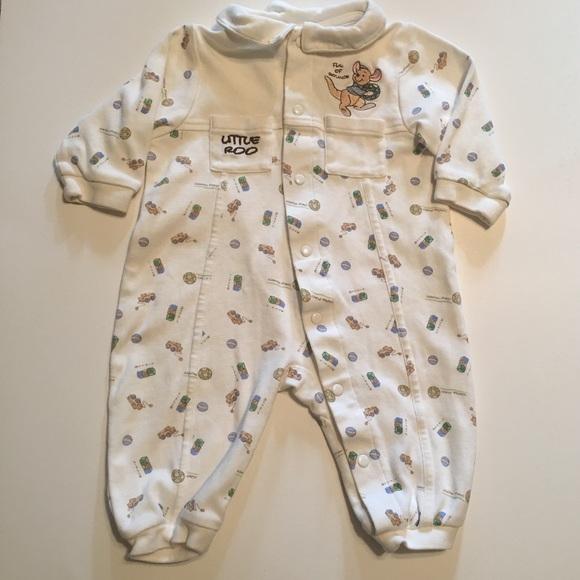 Disney Other - Walt Disney Little Roo Onesie Size 6 Months